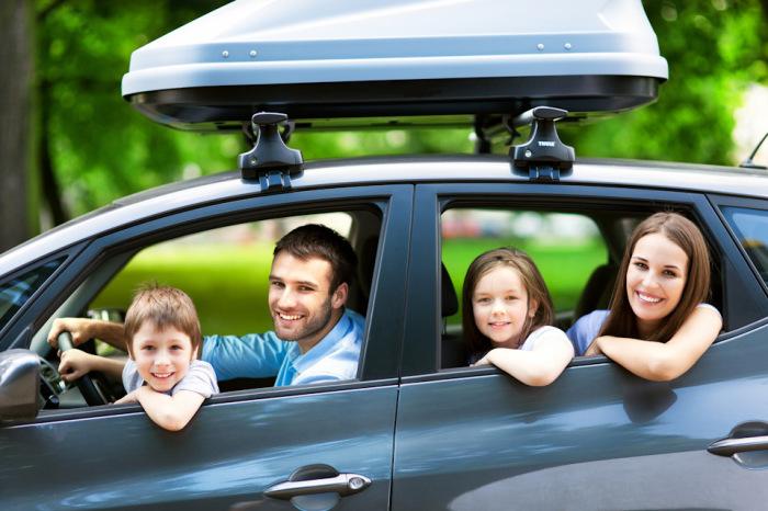 Машина должна быть для всей семьи. |Фото: yandex.kz.