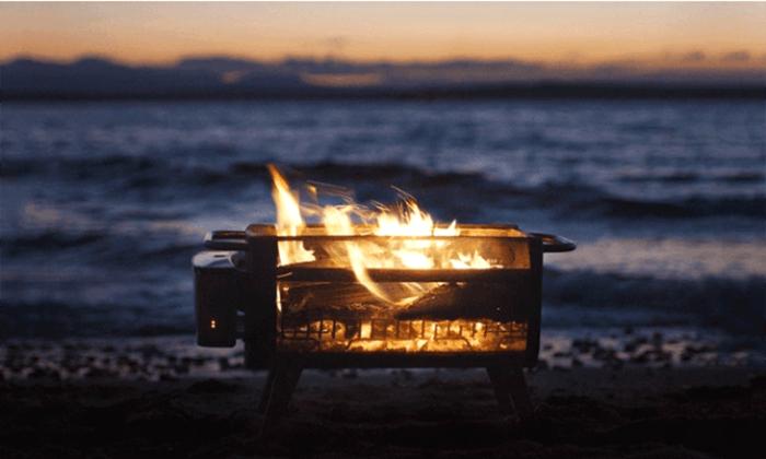 Удобная печка для готовки вкуснятины.