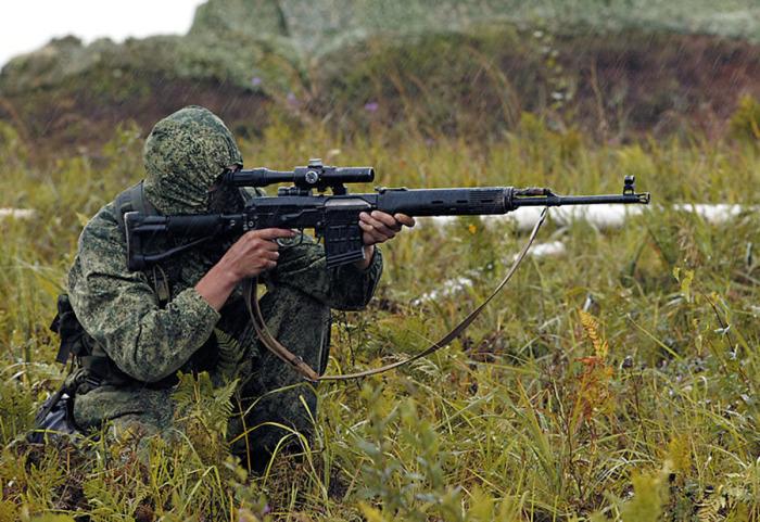 Создавалась для других снайперов. |Фото: war-time.ru.