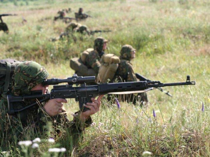 Для стрельбы на средние дистанции. |Фото: bazaistoria.ru.