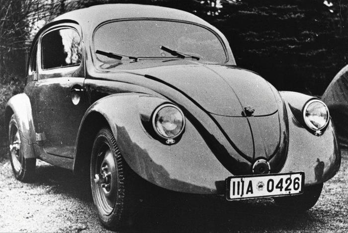 Volkswagen Type 1.