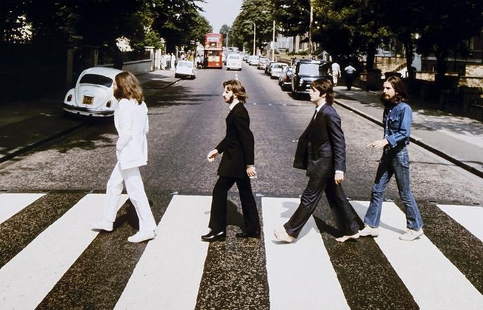 VW Beetle и The Beatles.