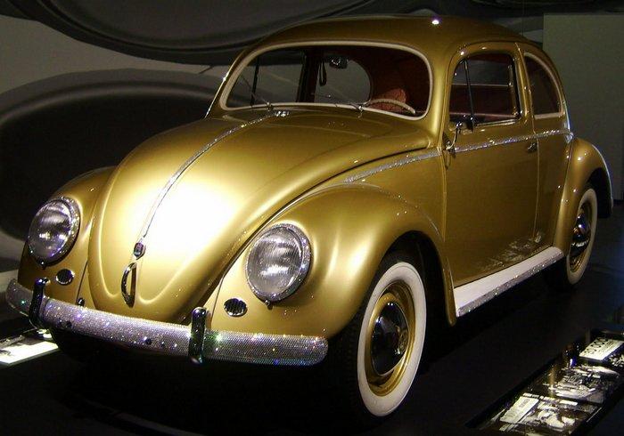 Миллионный VW Beetle.