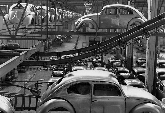 VW не отвечает высоким английским требованиям...