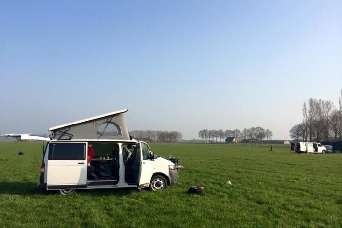 Вести с полей от Tonke Van.