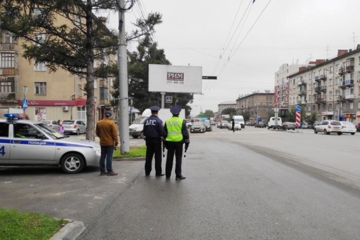 Полиция любит подкарауливать водителей. |Фото: bezformata.com.