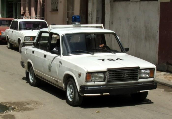 Lada Riva.