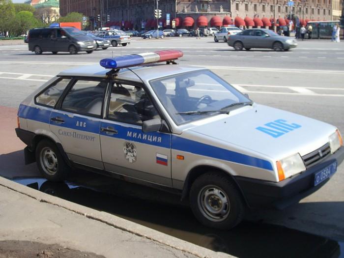 Lada Samara.