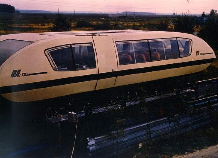 TA-05 - проект, павший жертвой распада СССР
