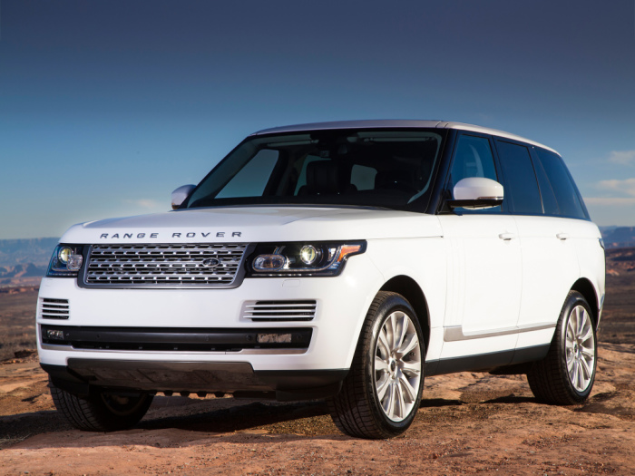 Выглядит Land Rover Range Rover действительно круто.