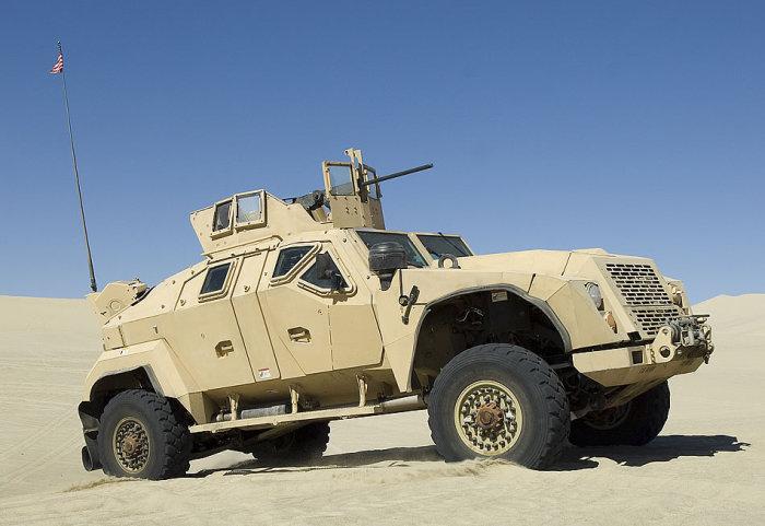 Combat Tactical Vehicle.