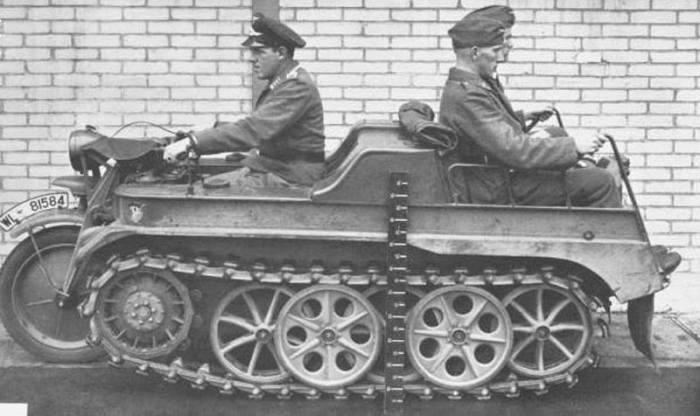 ���������� �������� SdKfz 2.