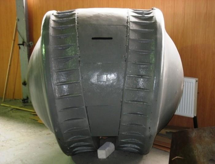 Сферический танк.