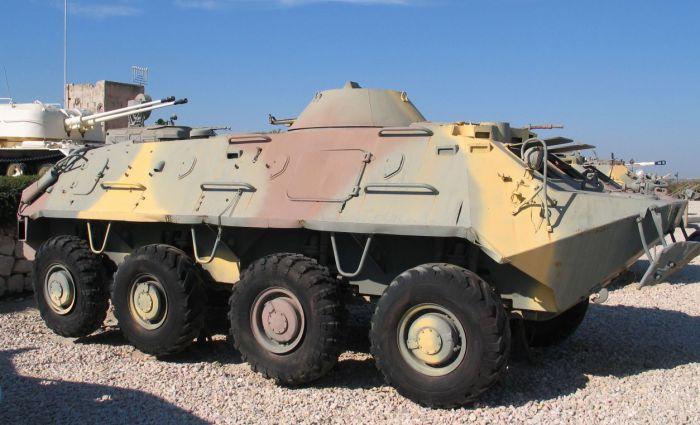 БТР-60.