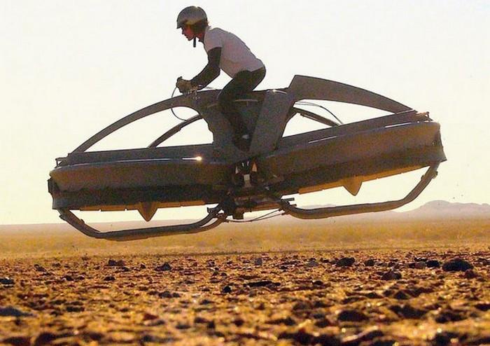 Летающий мотоцикл