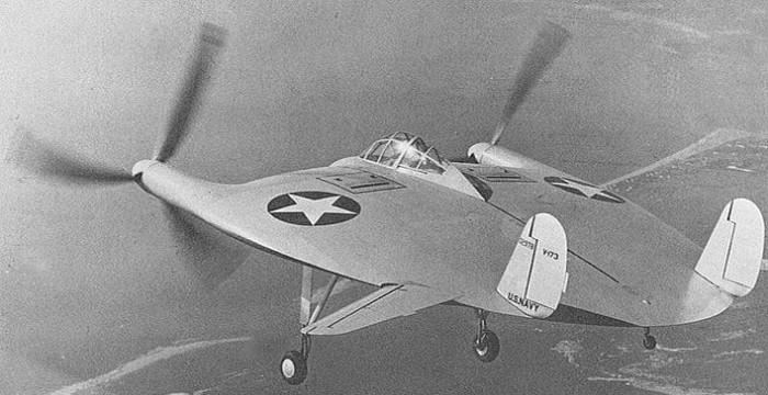 Vought V-173/XF5U-1.