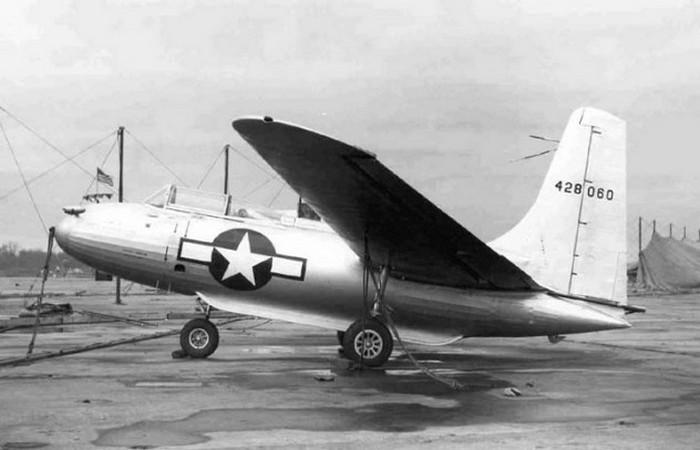 Cornelius XFG-1.