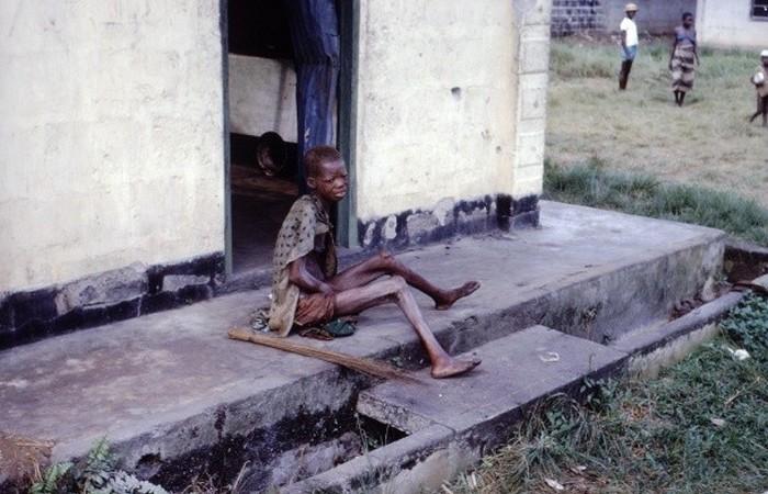 Война за независимость Биафры - 1967 - 1970 г.