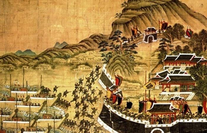 Японские вторжения в Корею - 1592-1598 г.