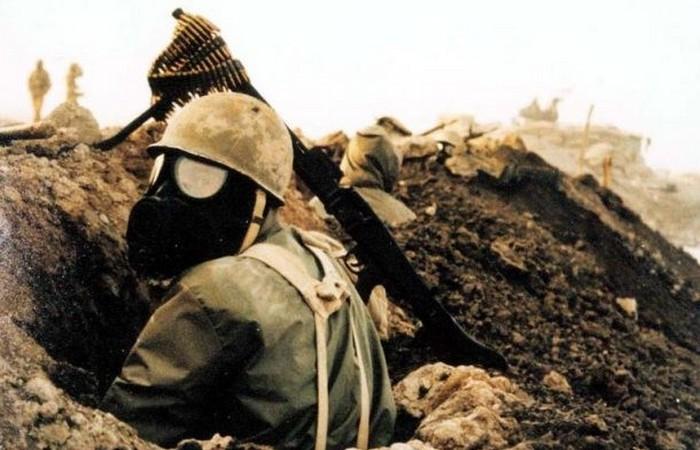 Ирано-иракская война - 1980-1988 г.