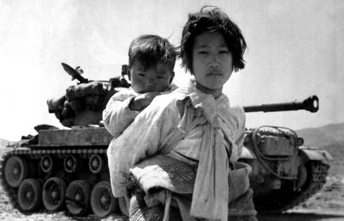 Корейская война - 1950-1953 г.