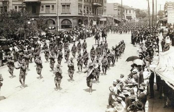 Мексиканская революция - 1910-1920 г.