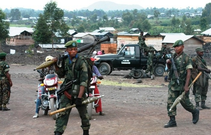 Вторая конголезская война - 1998-2003 г.