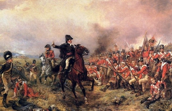 Наполеоновские войны - 1803-1815.