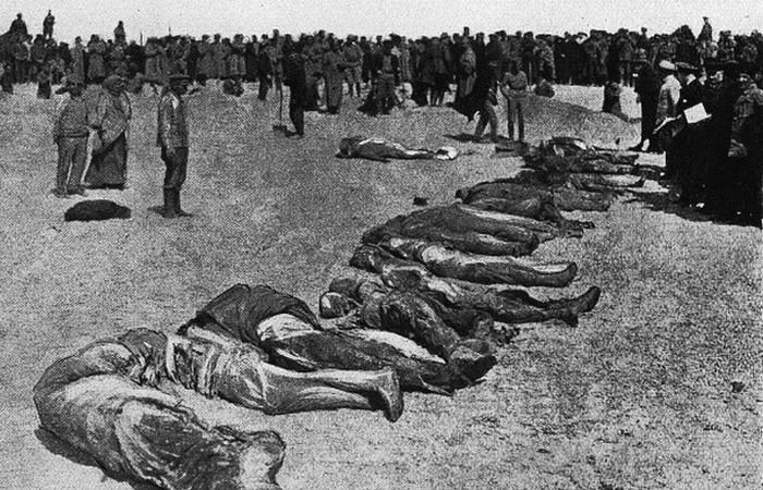 Гражданская война в России - 1917 по 1922 г.