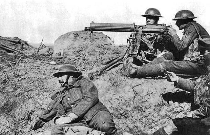 Первая мировая война - 1914-1918 г.