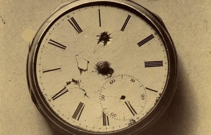 Остановившееся время: карманные часы Джона Тейлора.