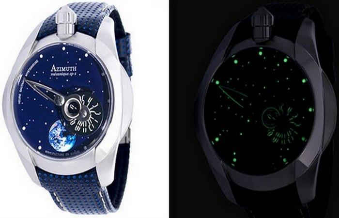 Часы Azimuth SP-1 Mecanique.
