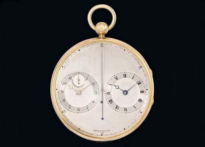 Breguet & Fils, No.2667 Precision Stop-Watch.