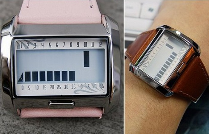 ���� Matrix M6001 LCD Watch.