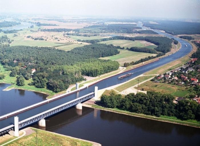 Река над рекой. |Фото: prekrasnij-mir.ru.