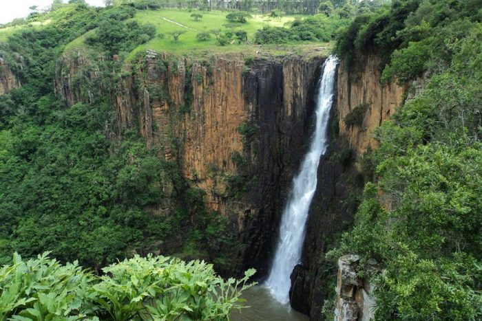 Водопад Тугела.