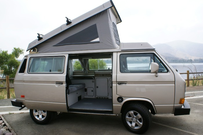 Volkswagen Vanagon Westfalia - дом, который всегда с тобой.