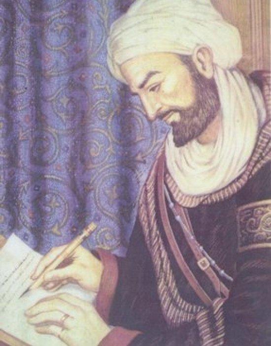 Исламский ученый Ибн Халдун.