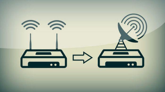 Улучшить сигнал вашего маршрутизатора, взломав его.