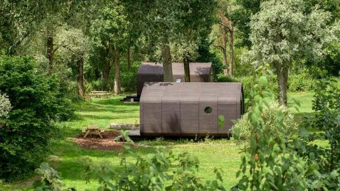 Модульный дом Wikkelhouse отличный выбор для дачи.