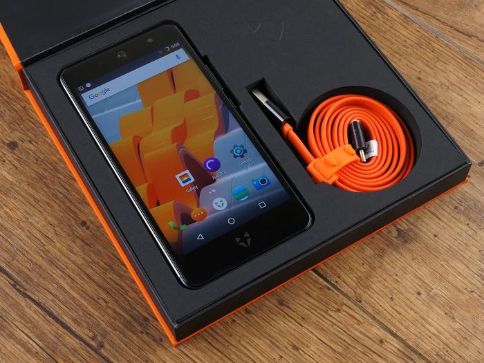 Wileyfox Swift 2 Plus - один из самых доступных смартфонов.