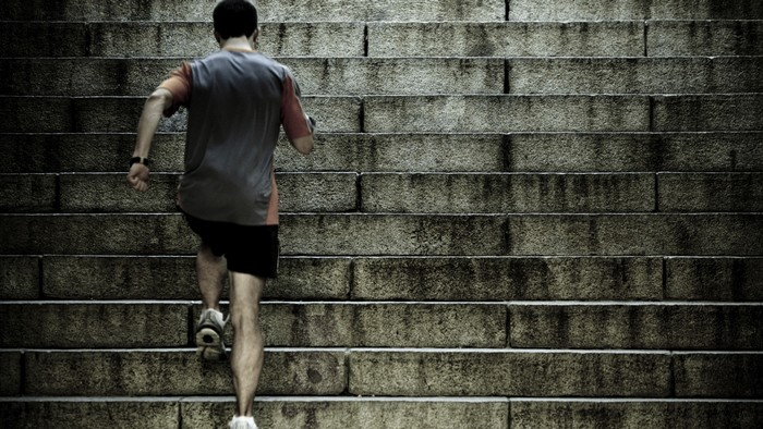 Не нужно бояться двигаться вперед.