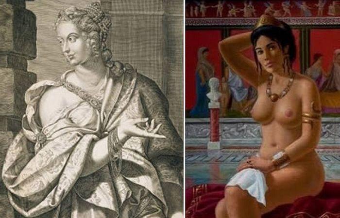 Валерия Мессалина.