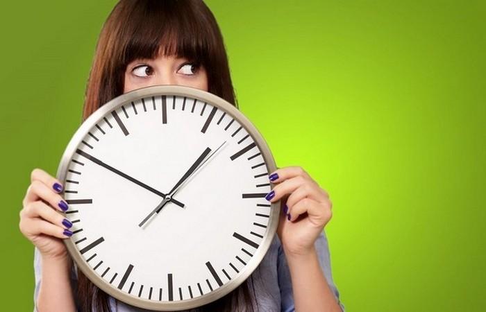 Установить время начала работы и продуктивно трудиться ночью.
