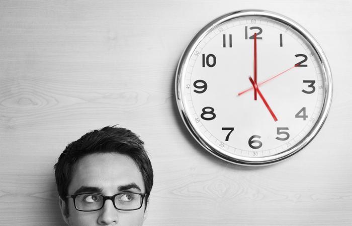 Установить время окончания работы и продуктивно трудиться ночью.