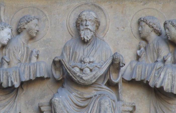 Авраамово лоно.