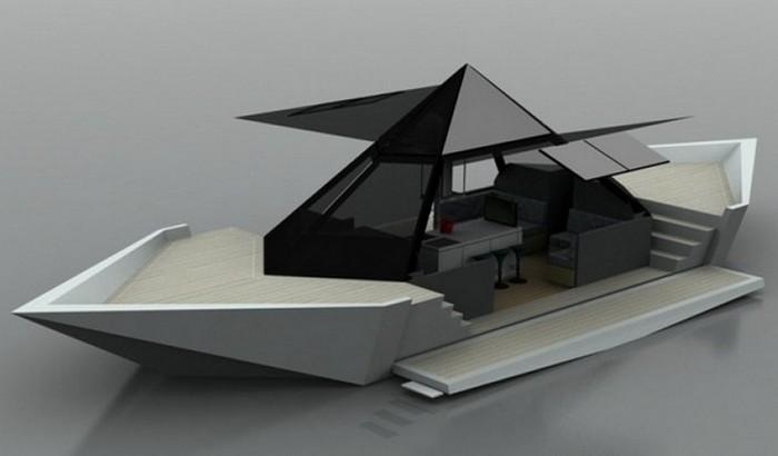 Paper Boat - итальянская роскошь.