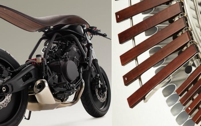 Дизайнерские эксперименты Yamaha.