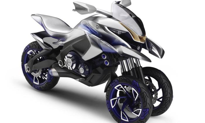 Yamaha 01GEN - премьера Motorcycle Show в Кельне.