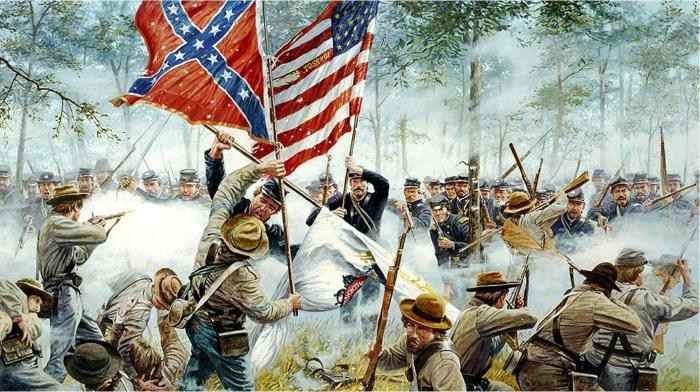 В ходе гражданской войны слово использовали для обозначения северян. |Фото: otvet.mail.ru.